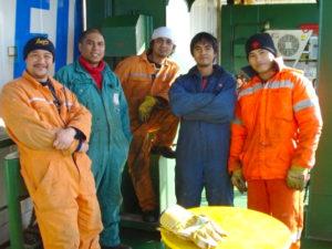 Reykjafoss-Crew