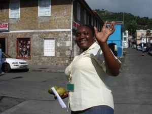 Rochelle St Vincent